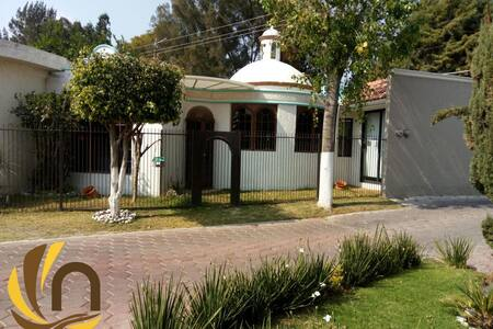 Cholula, Zona Residencial, Recreativa, Natural