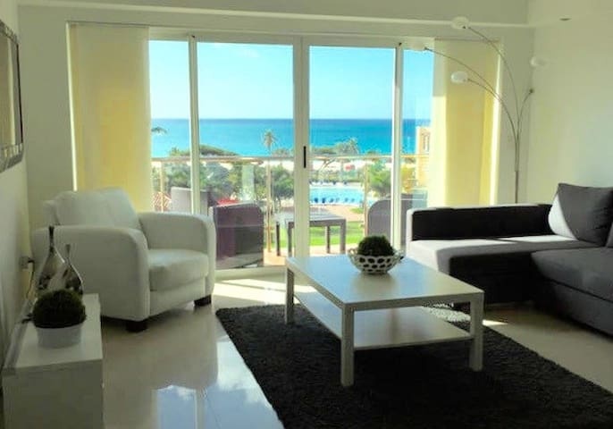 Beachcondo Oceania on Eagle Beach - Oranjestad-West - Appartement en résidence