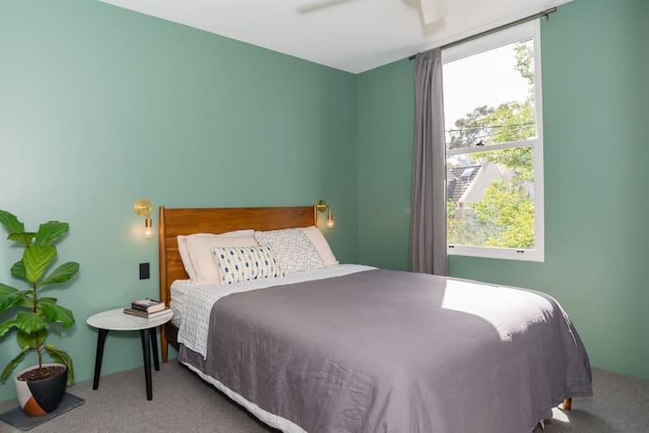 2nd bedroom with Koala mattress