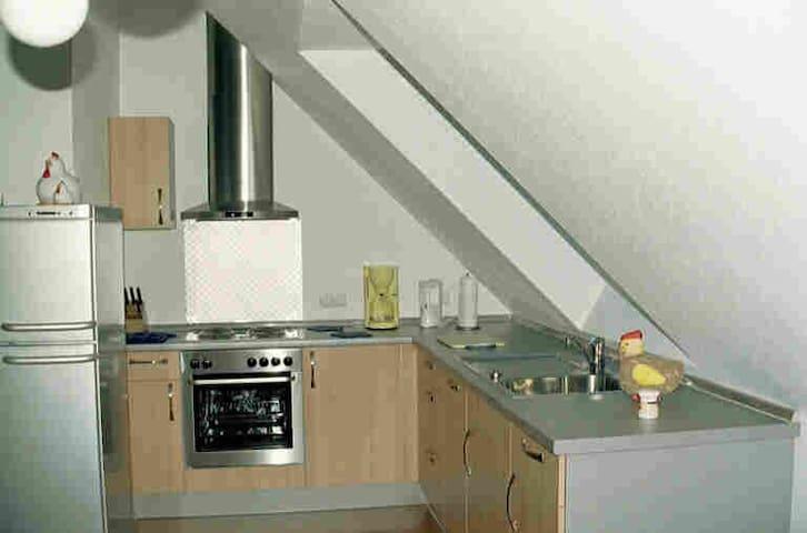 Studiowohnung in Oberhausens Norden