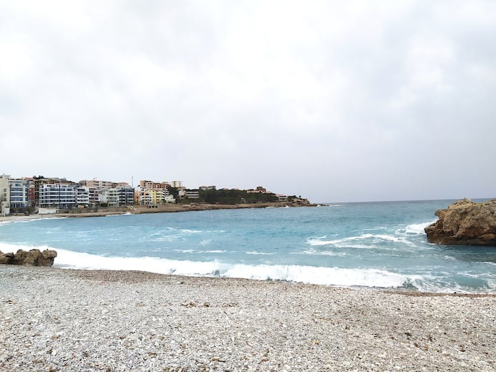 Дом на Адриатике. House in Adriatic sea. Crnagora