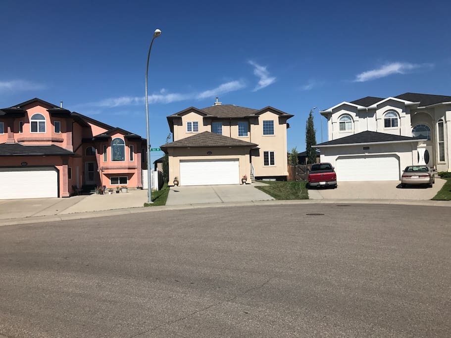 Center Property is the North East Edmonton home stay; your home away from home.