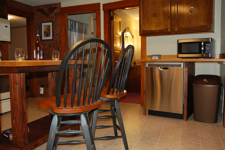 Loon Mt Luxury Escape: Beautiful 5 bdrm in Lincoln - Lincoln - Dom