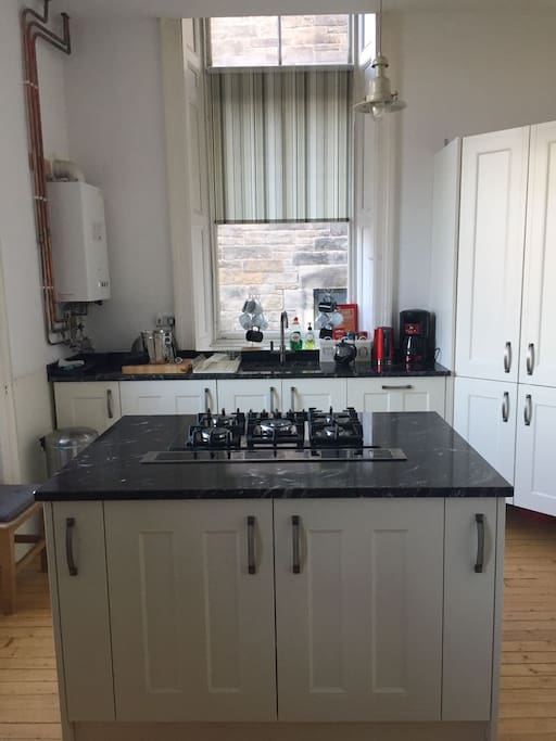 New luxury kitchen fitted Feb 2018