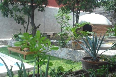 Bonita casa con alberca y Temazcal. - Xochitepec