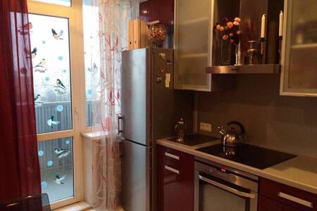 Уютная квартирка на севере города - Санкт-Петербург  - Wohnung