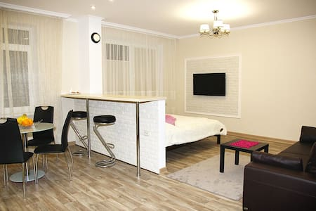 Квартира-студия на Московской, 384А, кв,2 - Brest