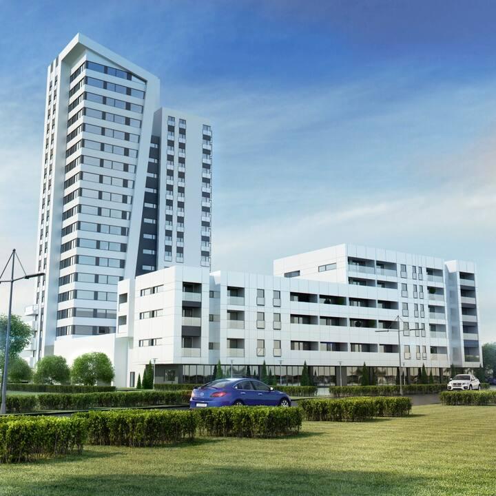 Prestige Aquapark Apartments - Aquatower