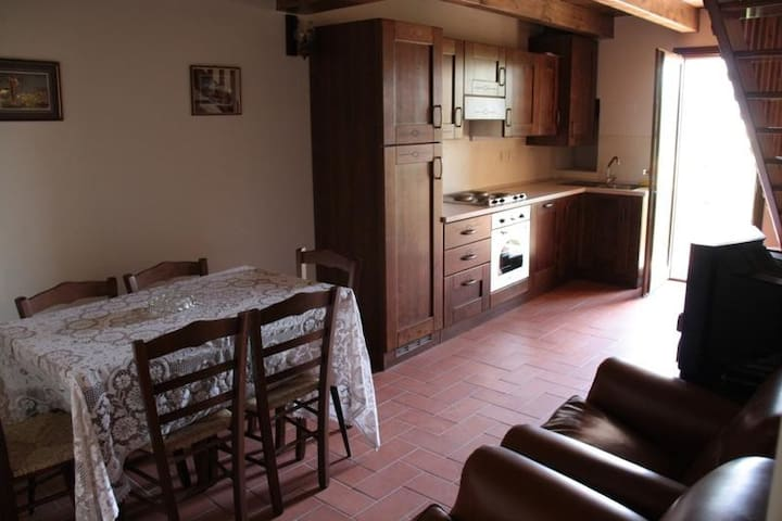 Appartamento - casa vacanze - Anconella - Huoneisto