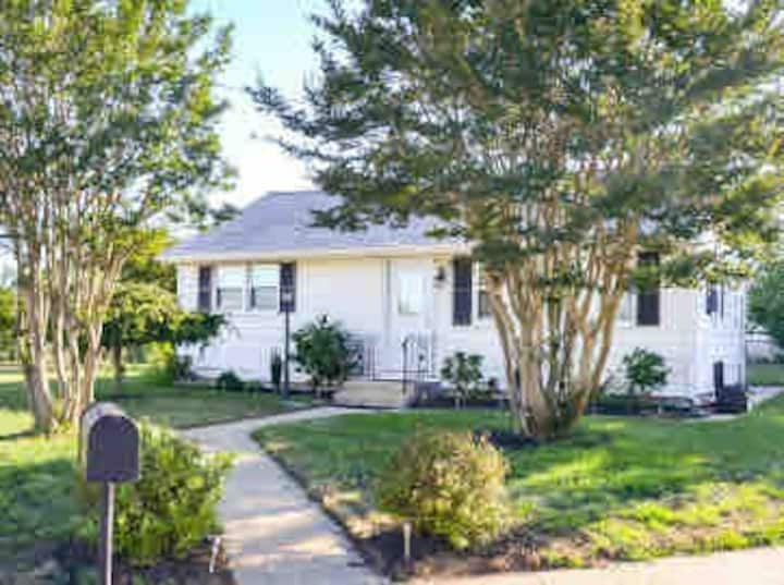 NORTH Cape May Rosehill Cottage 5min walk to beach