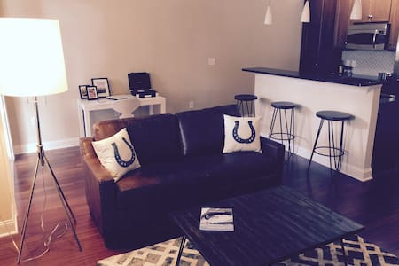 Luxury Condo, Walk to Restaurants/Bars - Charlotte - Departamento