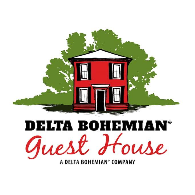 Clarksdale's DELTA BOHEMIAN GUEST HOUSE