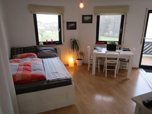 Gemütliches 1-Zimmer Apartment in direkter Seenähe