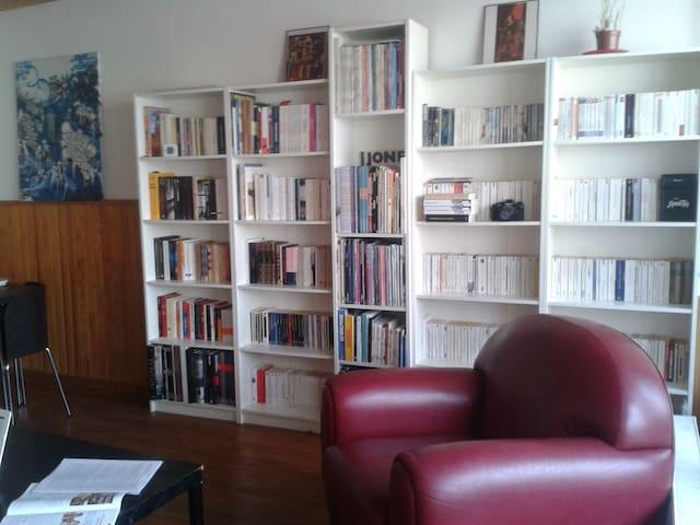 Appartement 7ème avec vue sur le Rhône - Lyon-7E-Arrondissement - Daire