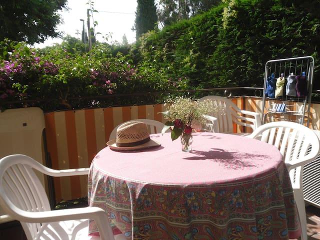STUDIO DANS RESIDENCE MAEVA PISCINE - Saint-Tropez - Condominio