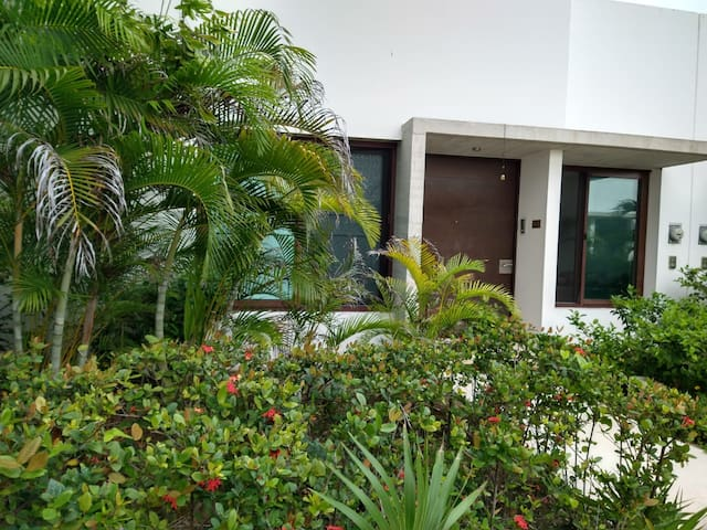 Townhouse with private plunge pool in TAO, Akumal