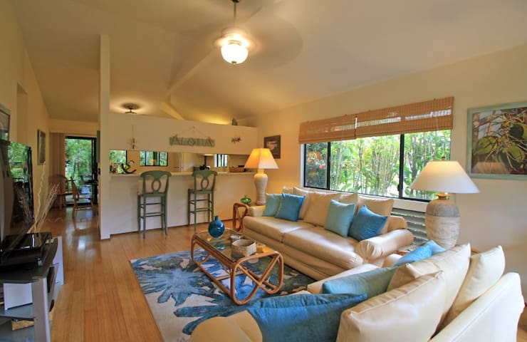 Upcountry Wailua Vacation Home by Hiking Trails