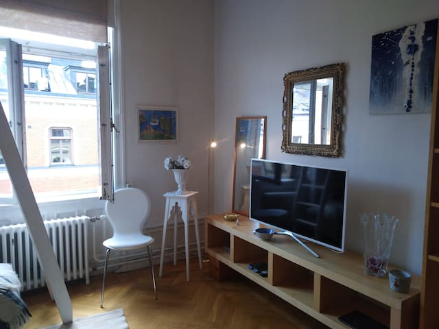 Mini flat 10 mins walk from Stockholm Center