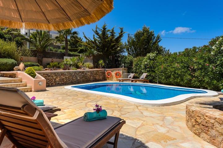 New! Villa Cas Puig
