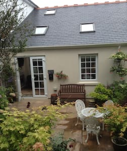 Garden View, cosy cottage 15 mins to the beach - Cornwall