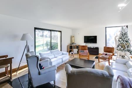 Maison d'architecte de grand confort près de Deauv - Touques - Ev