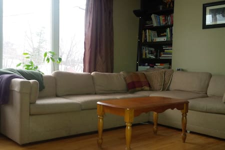 Three bedroom house - great location - Fredericton