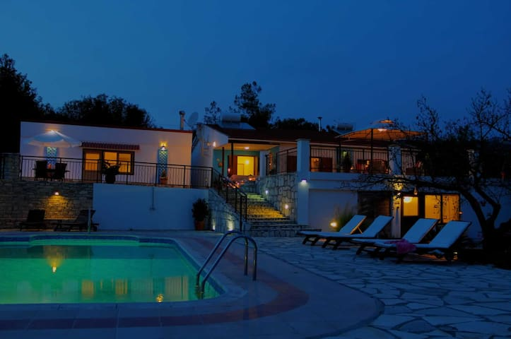 Peace and Quiet at Cyprus Country Holidays - Vavla