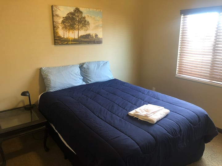Private room with Crown Jewel Sealy Mattress