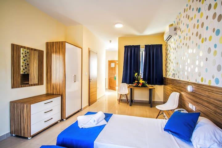 BBA016 STUDIO INLAND APARTMENT - Il-Gżira - Apartament