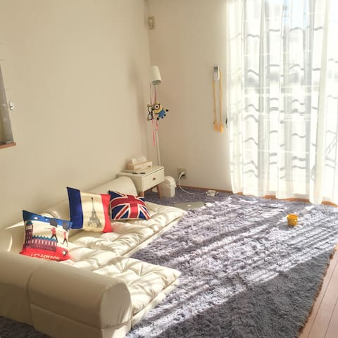 Foreign languages & Friend - 名古屋市中川区 - Appartement