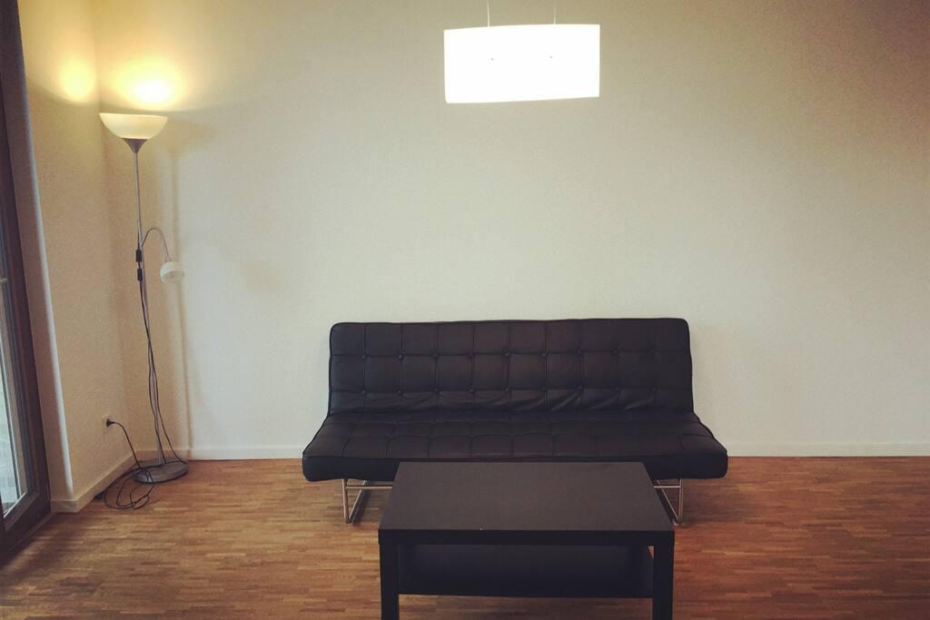 Wohnzimmer (Couch)