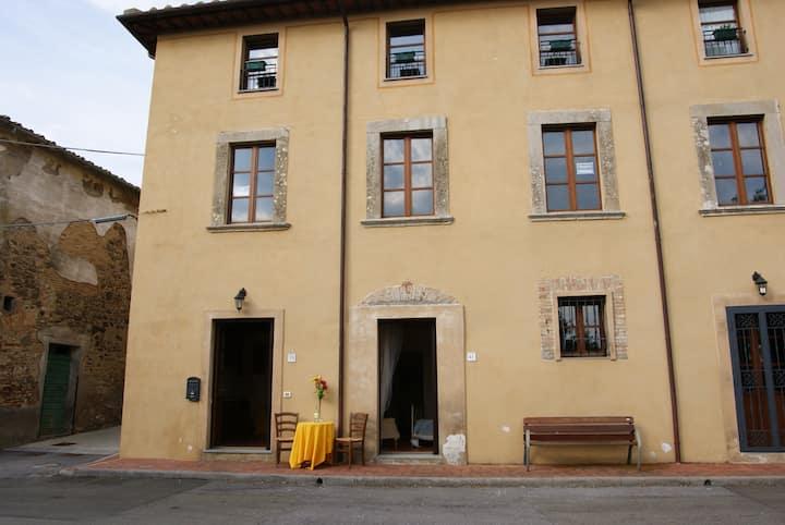 Restored Palazzo Norci apartment