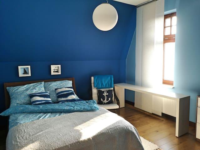 Villa 1913 - pokój niebieski