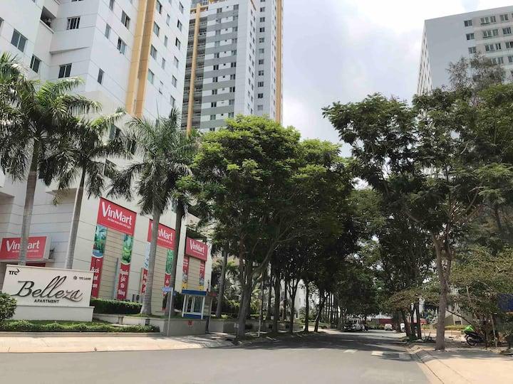 Belleza apartment near vivo city center