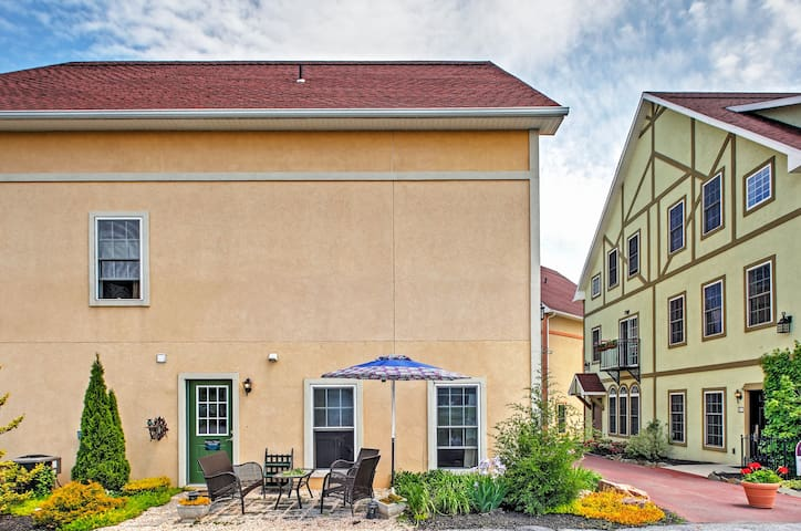 'Cornucopia Townhome' - Lovely 3BR Reinholds House - Reinholds - Szeregowiec