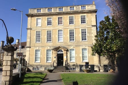 Elegant Luxury Town Centre Flat near Bath City - Bradford-on-Avon - Apartment