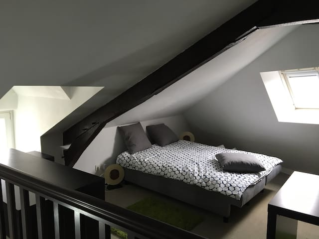Appartement Cosy proche de Rennes - Melesse - Wohnung