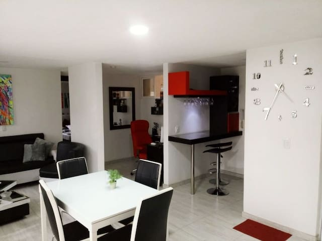 Apartamento Amoblado en el Eje Cafetero Pereira