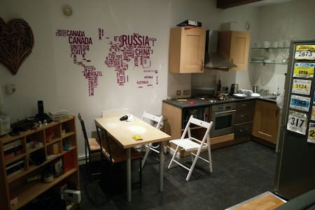 Spacious and Cosy / Chinatown / Gay village - Manchester - Apartment