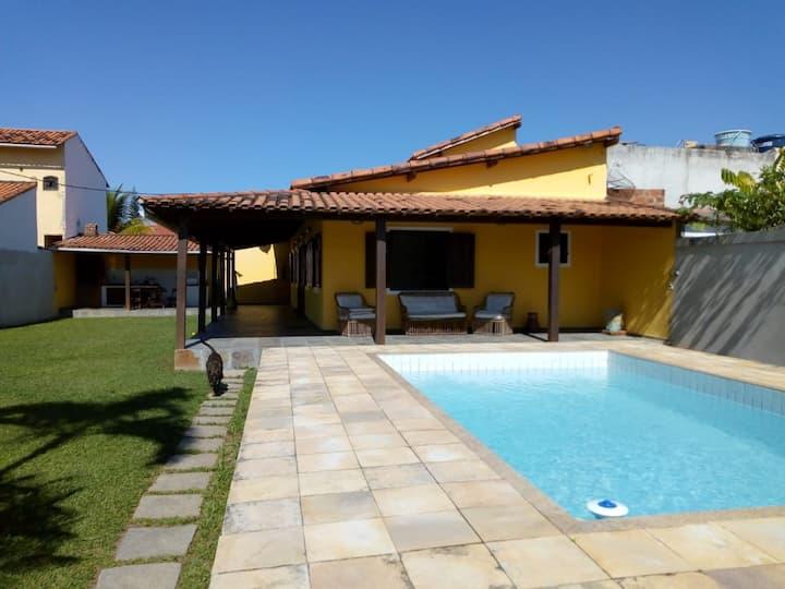 Casa 300m  da Praia do Boqueirão - Saquarema