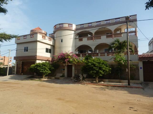 Villa 4 chambres privatives