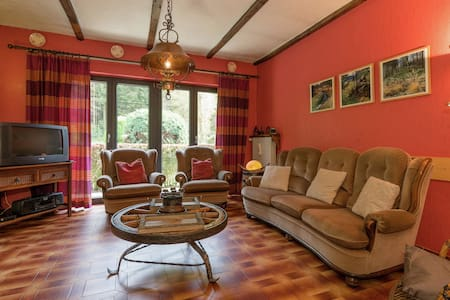 Luxurious Holiday Home in Waimes with Private Garden