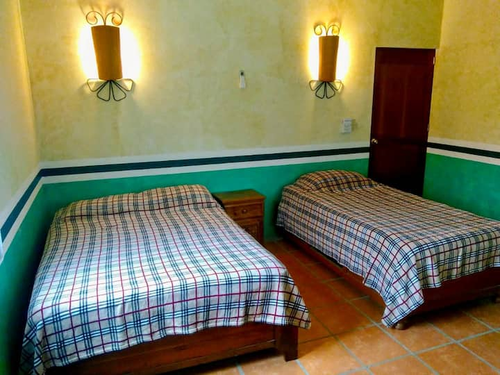 Comfortable habitación climatizada ¨Agua¨