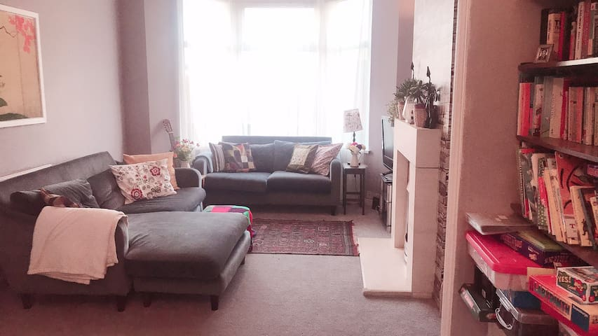 Double bedroom & breakfast near city centre
