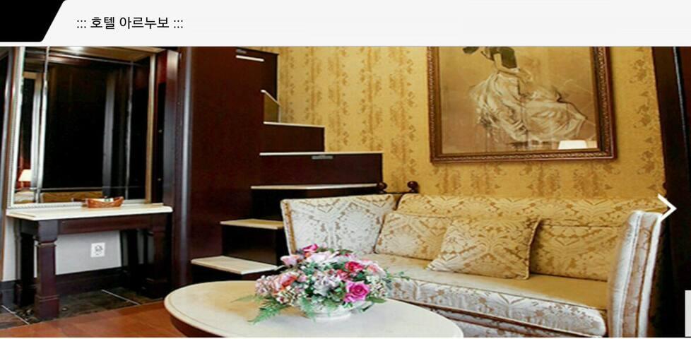 COEXGangnamSt럭셔리복층구조 집전체,독립침실,빌트인주방 - 강남구 - Loft