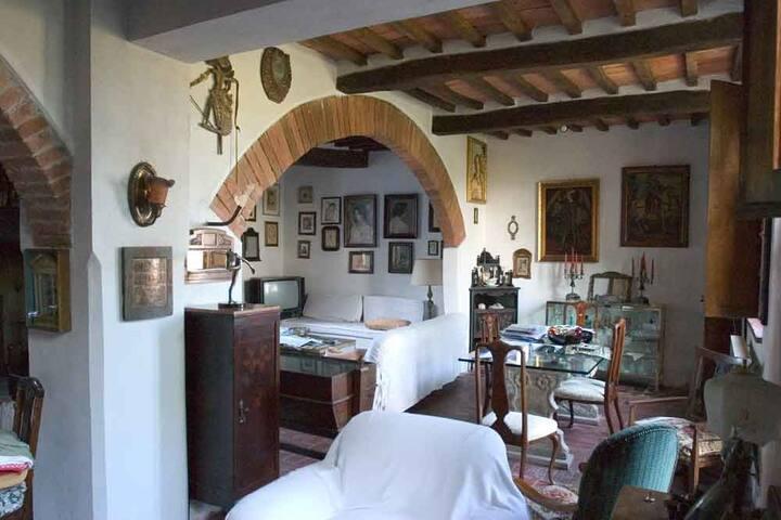 Abitazione privata con bagn Casale Rosapino - Vaiano - Casa