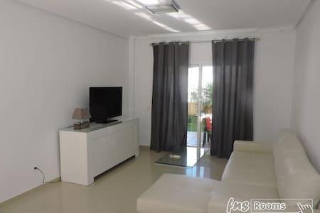 Apartamentos El Olivar de Punta Lara - Apartamento 4  personas máximo. 2  habitaciones. 1 cama matrimonial, 2 camas individuales - Tarifa estandar