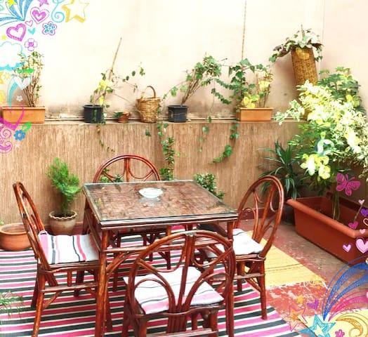 Splendide appartement avec terrasse
