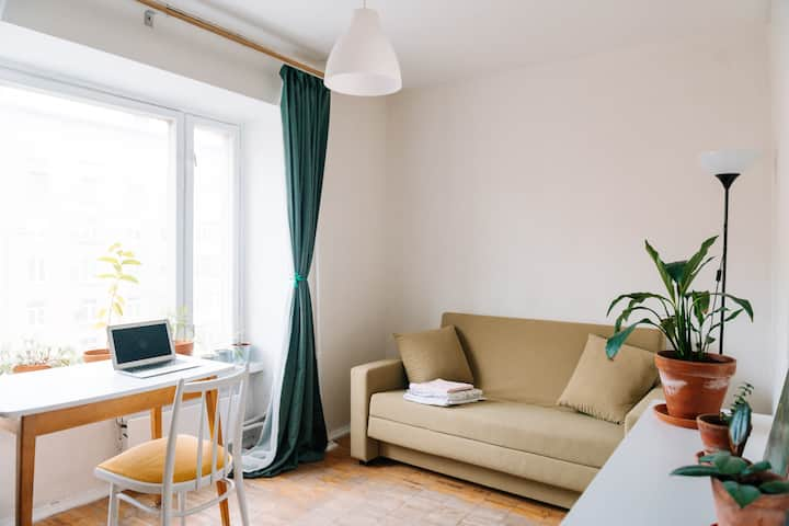 Cosy room close to downtown
