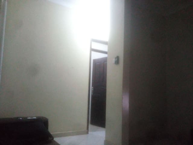 Bedroom in a perfect apartment close to Kampala